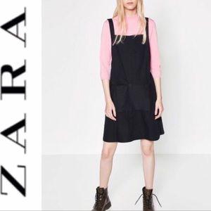 Zara Apron Dress